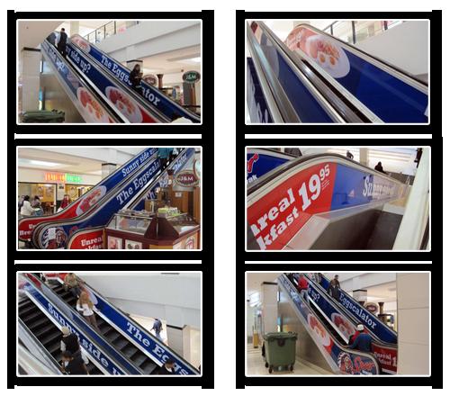 Kenilworth-Escalator Branding for Spur Corporation by RedHot Design